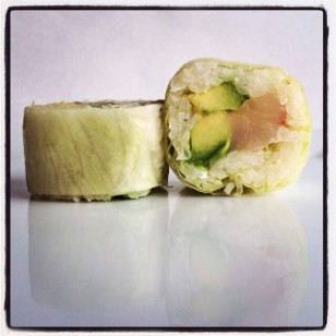 Maki du Printemps Daurade & Avocat